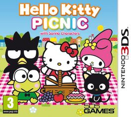 Hello Kitty Picnic - 3DS (Seminuevo)