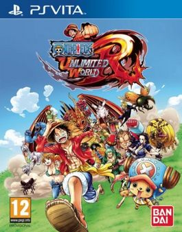 One Piece Unlimited World Red Edition - PS Vita
