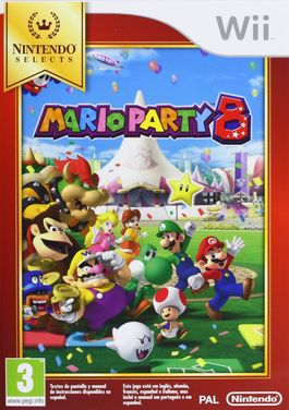 Mario Party 8 Selects - Wii