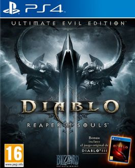 Diablo III Ultimate Evil Edition - PS4 (Seminuevo)