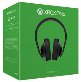 Auriculares Stereo Microsoft con Cable - Xbox One