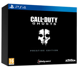 Call of Duty Ghosts Prestige Edition - PS4