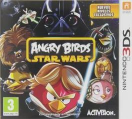 Angry Birds: Star Wars - 3DS (Seminuevo)