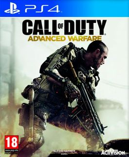 Call of Duty: Advanced Warfare - PS4 (Seminuevo)