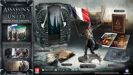 Assassins Creed Unity Notre Dame Edition - PS4
