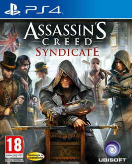 Assassins Creed Syndicate - PS4 (Seminuevo)
