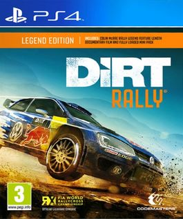 Dirt Rally Legend Edition - PS4