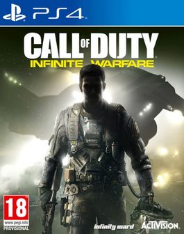 Call of Duty Infinite Warfare - PS4