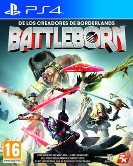 Battleborn - PS4 (Seminuevo)