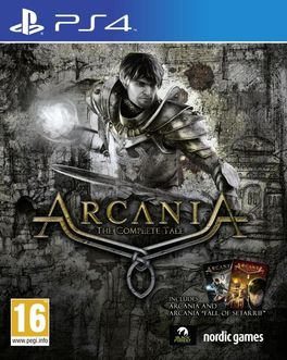 Arcania The Complete Tale - PS4 (Seminuevo)