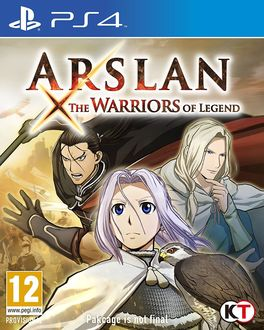 Arslan The Warriors Of Legend - PS4 (Seminuevo)