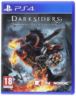 Darksiders Warmastered Edition - PS4 (Seminuevo)