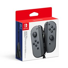 Mandos Joycon (Set Izda - Dcha) Gris - Switch