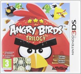 Angry Birds Trilogy - 3DS (Seminuevo)
