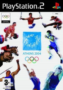 Athens 2004 Olympic Games - PS2  (Seminuevo)