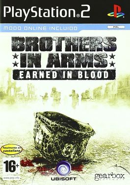 Brothers in Arms Earned in Blood - PS2  (Seminuevo)