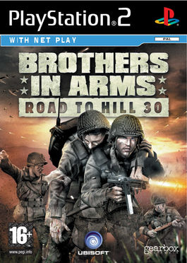 Brothers in Arms: Road to Hill 30 - PS2 (Seminuevo)