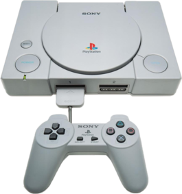 Consola Playstation - PS1 (Seminuevo)