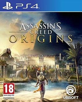 Assassin´s Creed Origins - PS4