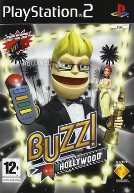 Buzz Hollywood - PS2