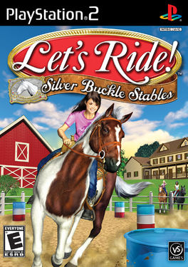 Let's Ride! Silver Buckle Stables - PS2