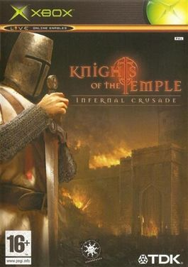 Knights of the Temple Infernal Crusade - Xbox (Seminuevo)