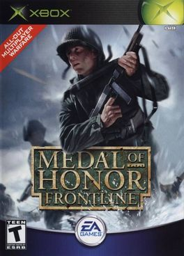 Medal of Honor Frontline - Xbox (Seminuevo)