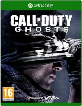 Call Of Duty Ghosts - Xbox One (Seminuevo)