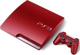 Consola PS3 Slim 320GB Roja - PS3 (Seminuevo) Ref. 03274644725657867