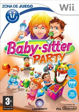 Baby-Sitter Party - Wii (Seminuevo)