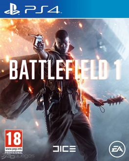 Battlefield 1 - PS4 (Seminuevo)