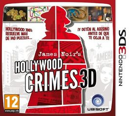 James Noir's Hollywood Crimes 3D - 3DS