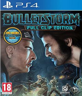 Bulletstorm Full Clip Edition - PS4 (Seminuevo)