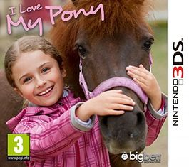 I Love My Pony - 3DS