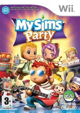 My Sims Party - Wii (Seminuevo)
