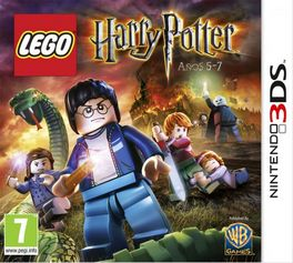 Lego Harry Potter: Años 5-7 - 3DS (Seminuevo)