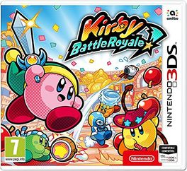 Kirby: Battle Royale - 3DS