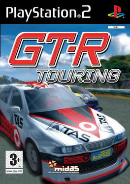GT-R Touring - PS2