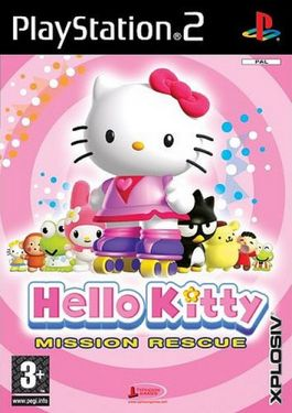 Hello Kitty: Roller Rescue - PS2
