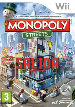 Monopoly Streets -WII