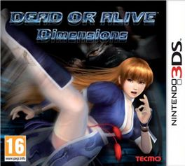 Dead or Alive Dimensions - 3DS
