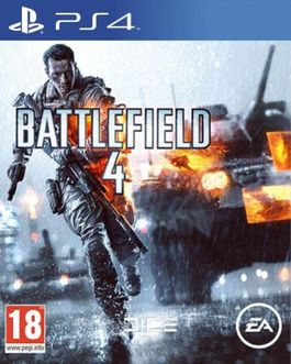 Battlefield 4 - PS4 (Seminuevo)