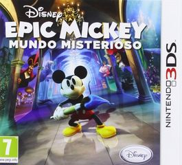 Epic Mickey Mundo Misterioso - 3DS